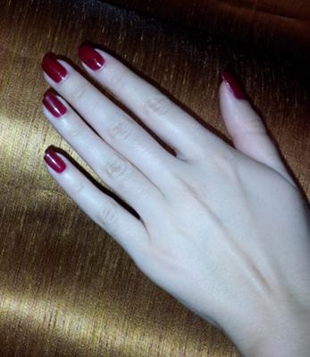 UV Gel-polish Chatte Noire № 962