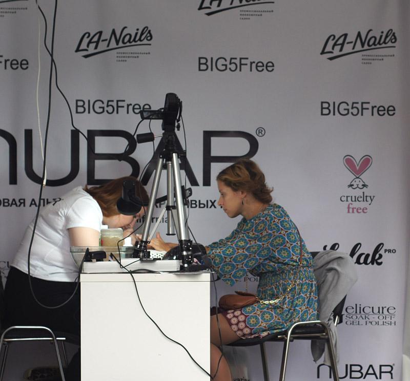 Nubar на фестивале Taste of Moscow